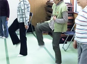 シニア健康体操教室